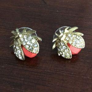 Jewelry - Cute bug/beetle/ladybug earrings 🐞